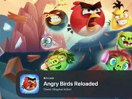 Angry Birds Reloaded, Doodle God Universe and Alto's Odyssey: The Lost City  Coming to Apple Arcade - MacRumors