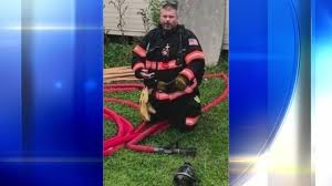 FIREFIGHTER DEATH: Firefighters mourn loss of one of their own | WPXI