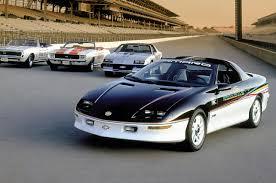 Chevrolet Camaro: 1993-2002, 4th generation | AmcarGuide.com ...