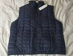 Tommy Hilfiger Men's Insulator Quilted Vest L   eBay & Tommy Hilfiger Men's Insulator Quilted Vest Large Adamdwight.com