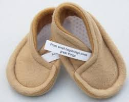 fortune cookie booties