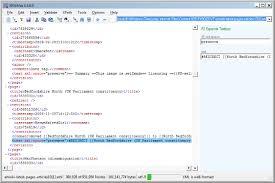 Viewing Xml File Large Xml File Editor And Validator