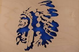 indian head pattern 1630