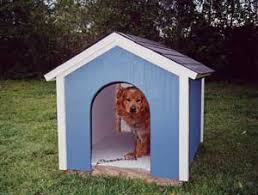 Dog House Plans   Doghouse BlueprintsDog House Plan