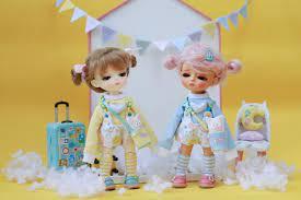 UNIPOP - Cơn sốt thời trang búp bê xâm chiếm Dollbiz Việt - Thái 2021 -  Super Doll - Yêu Búp Bê BJD