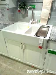 Apron Front Sink Ikea Vintage Cook Room Design With Spring Farmhouse  Top For Double Bowl Dimensions Ikea Apron Front Sink S4