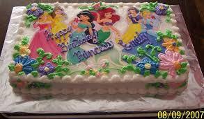 Disney Princesses Birthday Cake Cakecentralcom