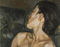 lucian freud crop of pregnant girl 1960 1 image courtesy