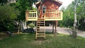 plans for backyard forts tree house plans for kids modern backyard ideas fort ladder gate roof