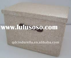 Decorative Fabric Storage Boxes Fabric Storage Boxes With Lids Wonderful For Home Decoration 38
