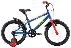 Детский <b>велосипед STARK Foxy 18</b> (2019) — купить по выгодной ...