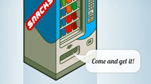 How To Get Free Food Out Of Vending Machine Interesting Free A Stuck Item In A Vending Machine By Creating A Wave Of Air
