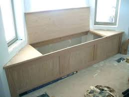 diy bench storage seat bench storage seat seats window with style for boats bench storage seat