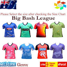 Cricket Jersey Size Chart Pin By Mohit Gour On Ipl Cricket T Shirt Melbourne Stars
