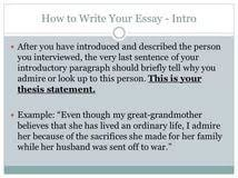 i admire essay networked digital library of theses and who do you admire i admire essay
