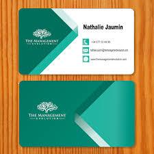 Tailors Visiting Card Design Elegant Modern Management Consulting Business Card Design