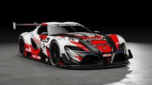 Gran Turismo Sport PS4 - Toyota FT-1 Vision GT vs. Brands Hatch ...
