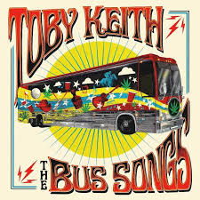 Comedy Album Charts Toby Keiths The Bus Songs Stays At The Top Of Comedy