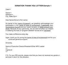 Thanks Letter For Donation 30 Thank You Letter Templates Scholarship Donation Boss