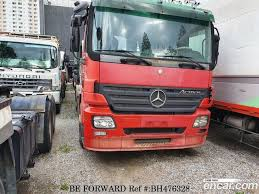 450,000, 257,000, 246,000, and more kilometers available; Used 2005 Mercedes Benz Actros For Sale Bh476328 Be Forward