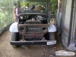 Change of Carburetor Toyota Land Cruiser FJ40, 2F engine - General ...