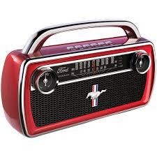 <b>ION</b> ISP95 <b>Mustang Stereo</b> Boombox with Bluetooth - Walmart.com ...