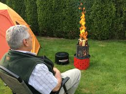 Portable fire pits the best fire pits for camping on the go with ...