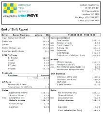 Daily Shift Report Template Shift Change Template