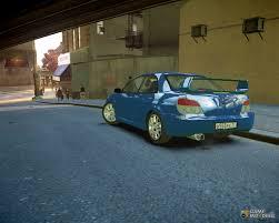 Subaru Impreza WRX STI Spec C Type RA-R 2007 for GTA 4