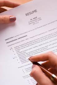 To Prepare Resume How To Prepare A Resume For A Masters Program Blog Usc Rossier