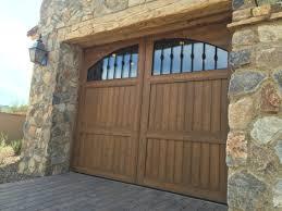 Wood Garage Doors – Door Tech Custom Doors