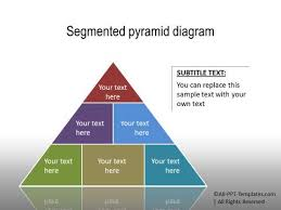 Pyramid Powerpoint Powerpoint Shapes Diagrams