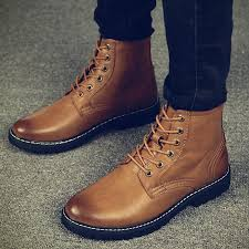 warm men winter boots for man warm waterproof rain boots shoes 2018 new men s ankle snow boot fashion men winter shoes k4
