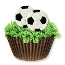 Edible Soccer Ball Cake Decorations PME Edible Soccer Ball Deleukstetaartenshop 37