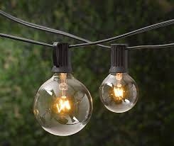 outdoor string globe lights awesome restoration hardware large globe indoor outdoor light strings 35