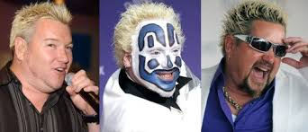 celebrity lookalikes the guy from smashmouth is the guy from icp is guy fieri