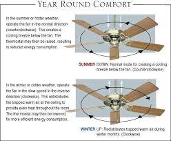 summer ceiling fan direction summer vs winter ceiling fan direction switch up or down for summer