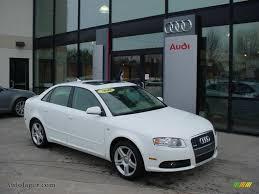 Audi A4 2008 White