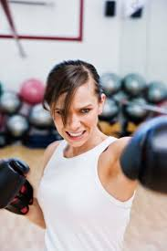 cardio boxing helps you burn calories at a rapid rate