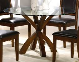 Round Glass Tables For Kitchen Round Glass Table Topper
