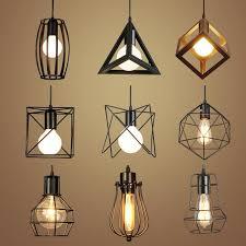 led pendant lights vintage pendant lamp