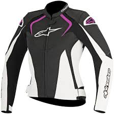 alpinestars stella jaws las leather jacket women s clothing motorcycle black white purple alpinestars shoes canada beautiful in colors