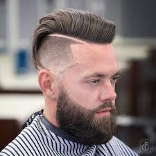 Mens Haircut Undercut Short