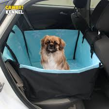 cawayi kennel pet carriers dog car seat
