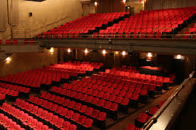 Gallo Theater Seating Chart 42 Curious Mccarter Theater Seating Chart