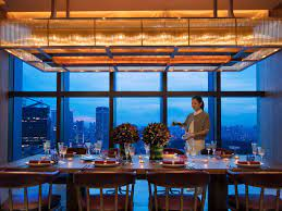 Create a home office with a desk that will suit your work style. Singapore Restaurants Andaz Singapore