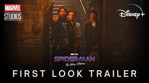 SPIDER-MAN: NO WAY HOME (2021) FIRST ...