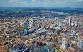 Image result for manchester city centre
