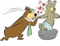 yogi bear and cindy bear tattoo ideas 736 569search by image yogi bear and cindy bear gift certificates bears delaware