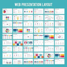 elements of infographics for presentations templates leaflet annual report design layout